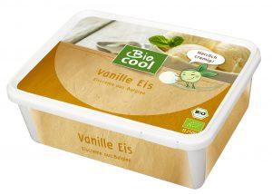 BioCool Vanille Eis Packung