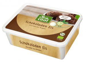 BioCool Schokoladen Eis Packung