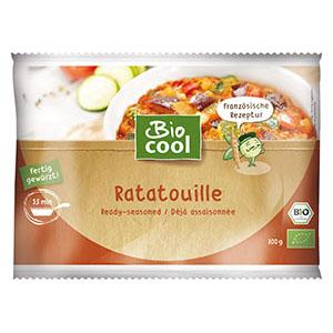 BioCool Ratatouille Verpackung